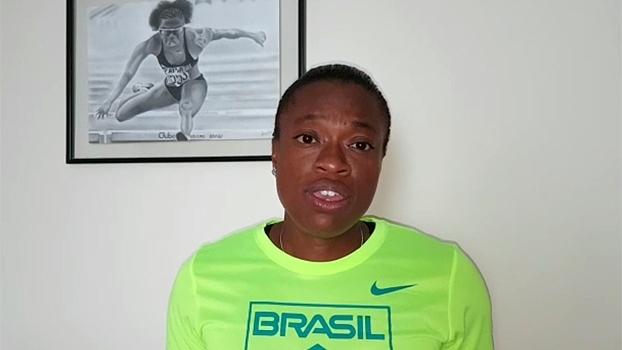 Maíla Machado dá o recado: o pedido de uma atleta olímpica em busca de patrocínio