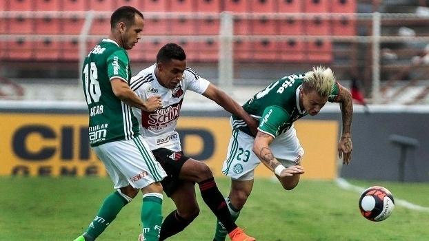 Paulista: Gol de Ituano 1 x 0 Palmeiras
