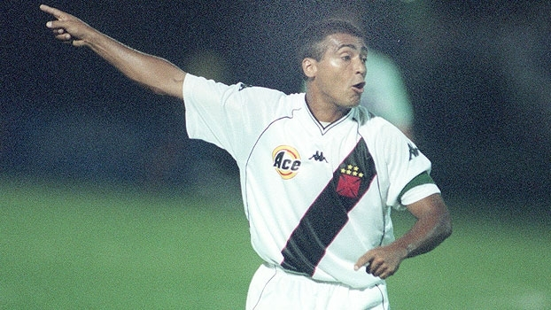 Histórico! Romário comandou virada do Vasco sobre o Palmeiras na Mercosul de 2000