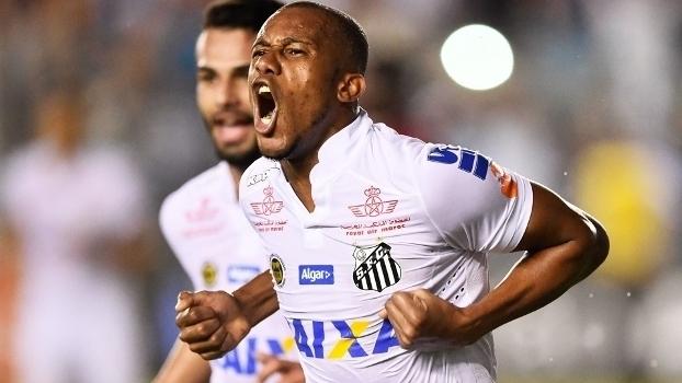 Brasileiro: Gols de Santos 3 x 2 Vitória