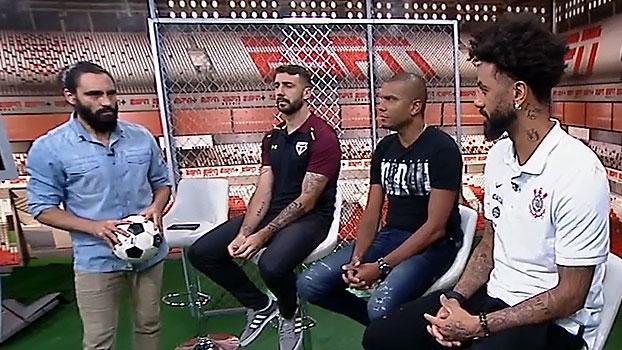 Cristian elogia Joel, escolhe melhor treinador e coloca Vampeta como ídolo: 'Um dos melhores que vi jogar'