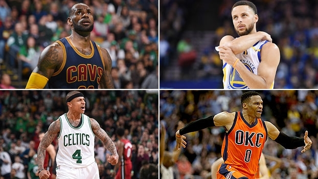 Análises e palpites para os playoffs no 'NBA Countdown Brasil'