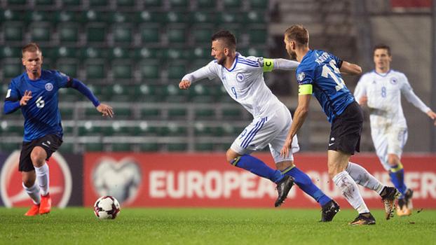 Meia do Werder Bremen faz dois e Bósnia-Herzegovina vence Estônia 47c6988ad0c9c