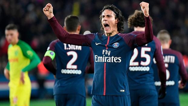 Veja os melhores momentos da vitória do PSG sobre o Nantes por 4 a 1 pelo Francês