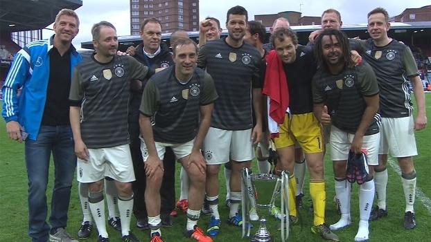 Assista aos melhores momentos da vitória da Alemanha sobre a Inglaterra por 7 a 2