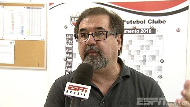 Marco Aurélio defende vida privada de Michel Bastos e comenta folga: 'Espero que coincidência não se