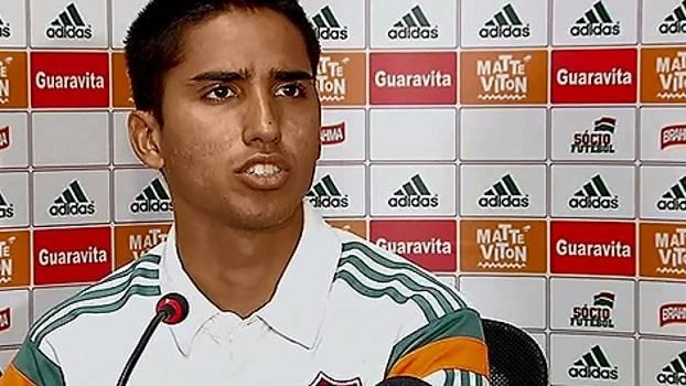 Para lateral do Fluminense, apenas Fred é titular absoluto da equipe