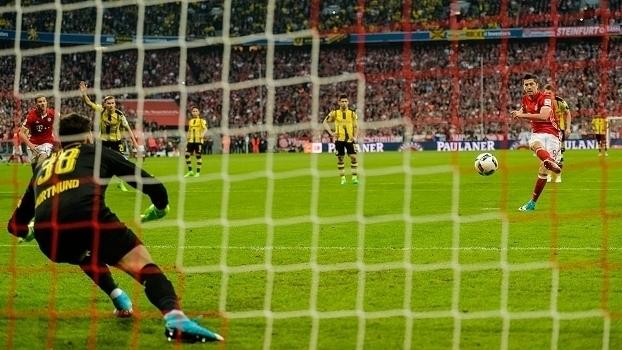 Bundesliga: Gols de Bayern de Munique 4 x 1 Borussia Dortmund