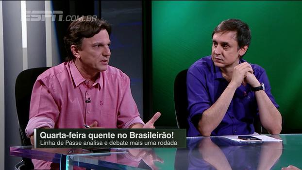Mauro analisa Zé Ricardo no Vasco e projeta 'sequência mais difícil' do cruzmaltino