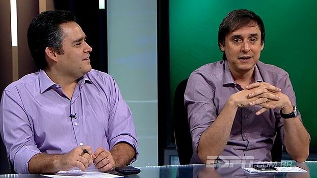Pratto, Robinho e Fred juntos? Tironi: 'Roger tem obrigação de escalar os melhores'