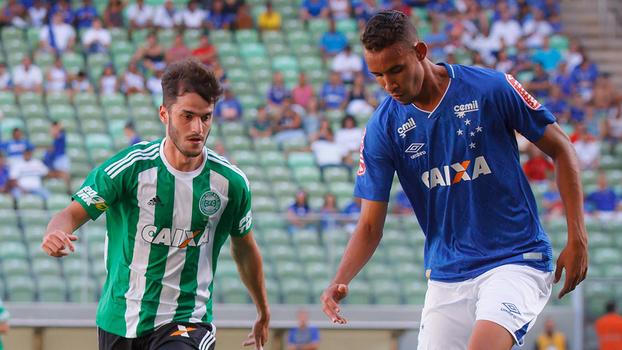 Brasileirão Sub-20: Melhores momentos de Cruzeiro 1 x 1 Coritiba