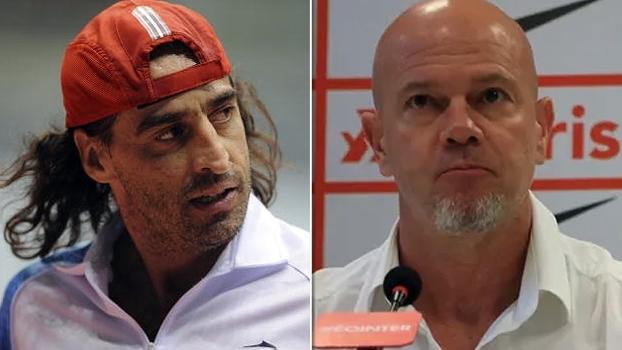 Zago dá declaração polêmica sobre tênis e leva resposta de Meligeni: 'Tem que ter respeito'