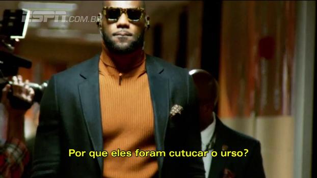 Impiedoso: vídeo promocional mostra LeBron como um 'esmagador' de adversários