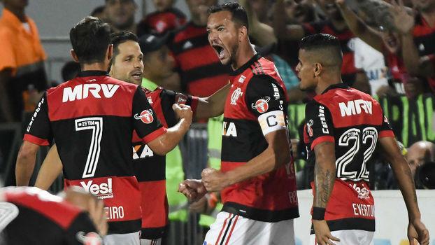 Brasileiro: Gols de Flamengo 4 x 1 Bahia