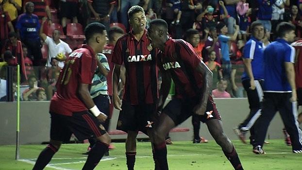 Copa do Brasil Sub-17 (final - ida): Gols de Sport 2 x 2 Corinthians