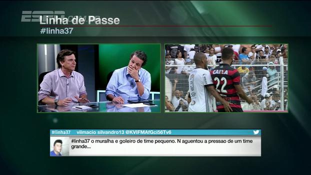 Mauro Cezar critica atitude de Rodrigo, que expôs Tréllez a uma humilhação