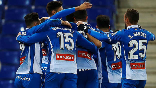 Assista ao gol da vitória do Espanyol sobre o Getafe por 1 a 0!