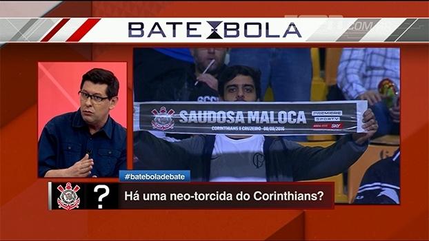 Celso Unzelte analisa o comportamento da torcida do Corinthians 02b66c72e2d71