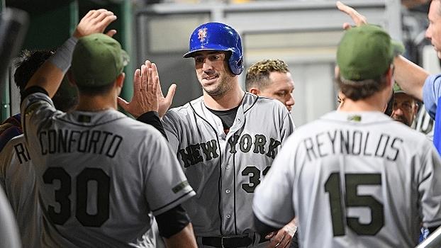 Arremessador vai bem, Mets derrotam Pirates e vencem série