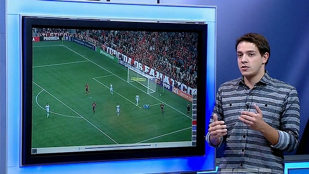 Rafa Oliveira analisa Atlético-PR: 'Ponto forte é a inversão de jogo, contra o Grêmio não aconteceu'