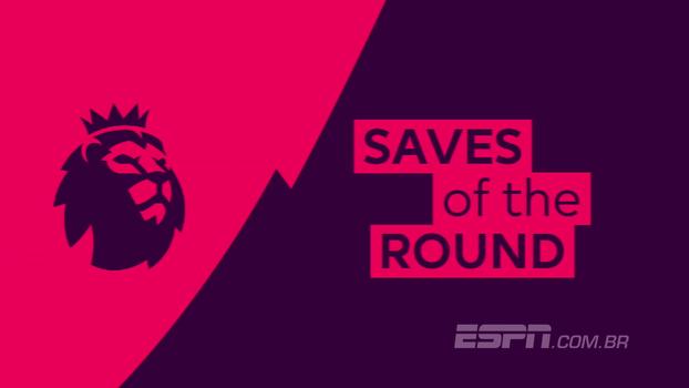 Com goleiro brasileiro, irlandês evitando golaço e outras grandes defesas; veja as muralhas da 5ª rodada da Premier League