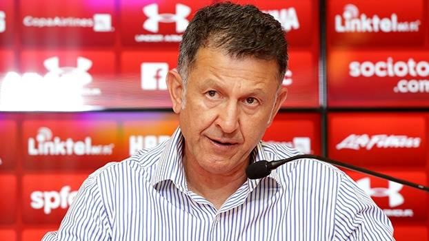 Osorio sobre Luis Fabiano: 'Está em ótimas condições para jogar'