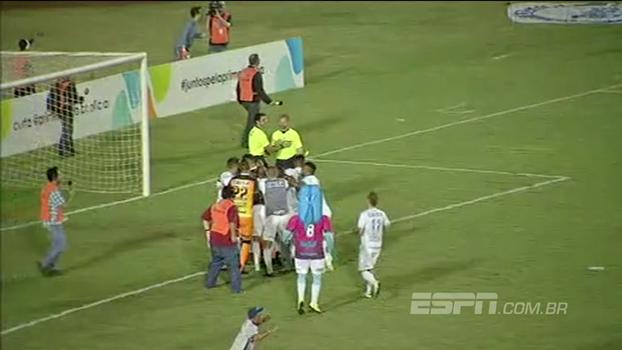 Veja os melhores momentos de Londrina 0 (4) x (2) 0 Atlético-MG