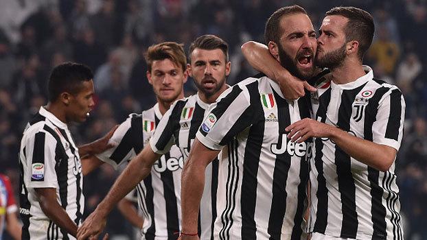 Assista aos melhores momentos da vitória da Juventus sobre a Spal por 4 a 1!