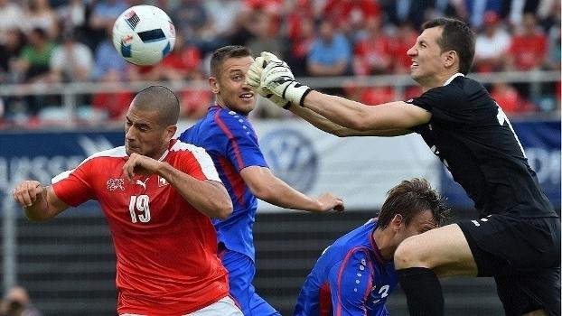 Amistoso internacional: Melhores momentos de Suíça 2 x 1 Moldávia
