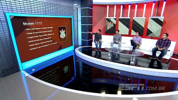 BB Debate mostra como começa o ano do Corinthians e quem está chegando ao clube