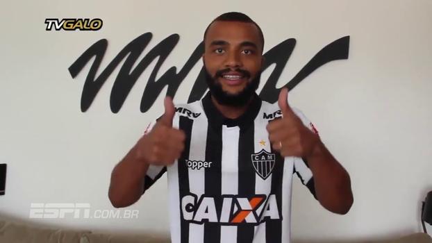 Atlético-MG anuncia contratação de Samuel Xavier, que diz: 'Espero entrar para a história do clube'