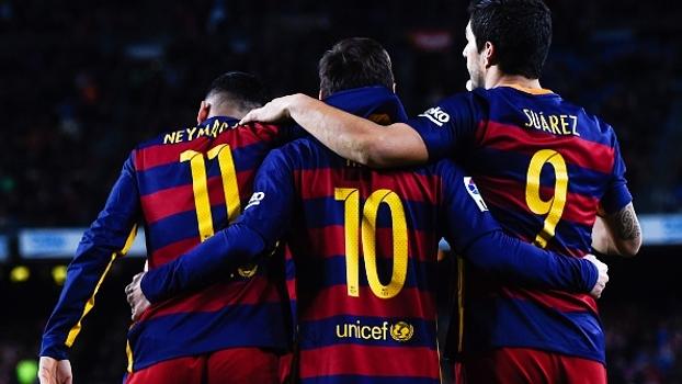 Para Messi, Barcelona não é dependente do trio MSN: 'É um ...
