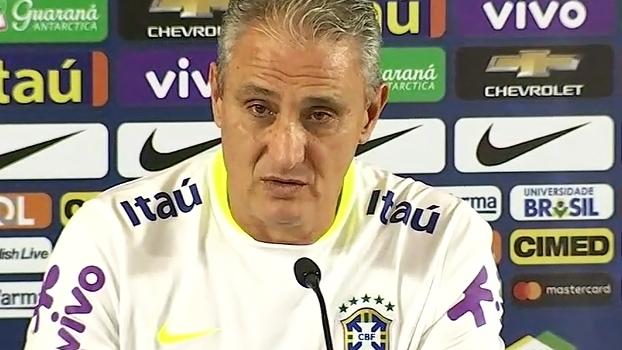 Tite explica comemoração em gol do Corinthians: 'Sou um ser humano'