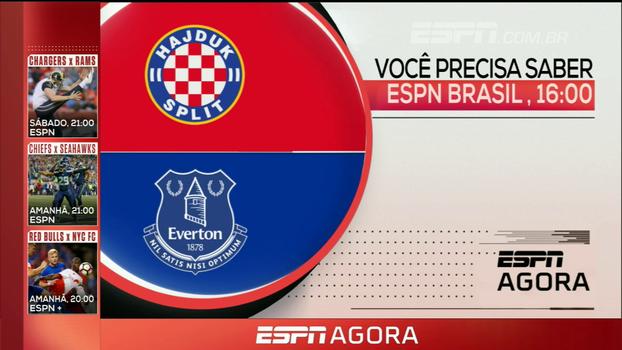 Rooney em campo na Europa League, vôlei, golfe e mais: veja a programação dos canais ESPN nesta quinta-feira