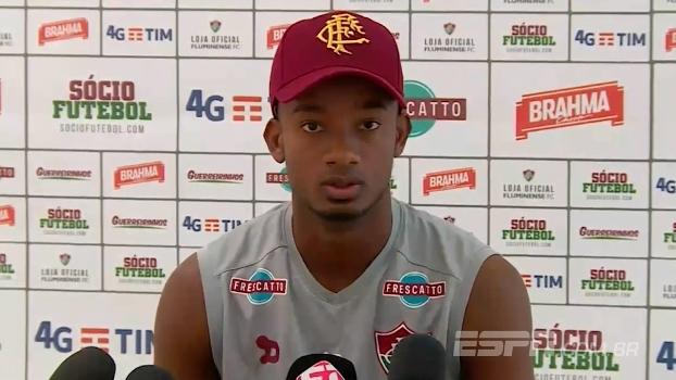 Orejuela fala sobre seleção e próxima partida no Brasileiro