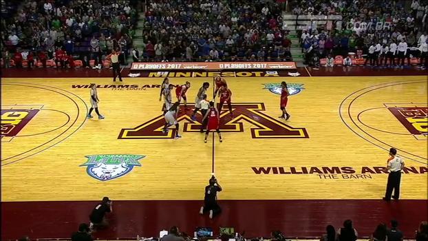 Veja os melhores momentos da vitória do Minnesota Lynx contra o Washington Mystics pelos playoffs da WNBA