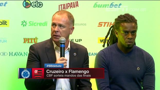 Mano relembra caminho do Cruzeiro até final da Copa do Brasil