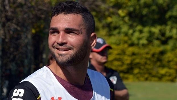 Gilberto é o novo reforço do São Paulo para o ataque  veja gols do atacante 8783fc4fd67