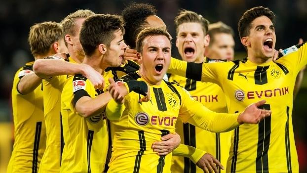 Borussia Dortmund e Colônia jogam pela Bundesliga neste sábado, 12h20, na ESPN Brasil e WatchESPN