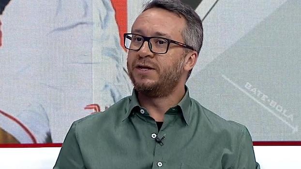 Mauricio Barros comenta 'falha bisonha' de Lucão e vê quebra de confiança com Ceni