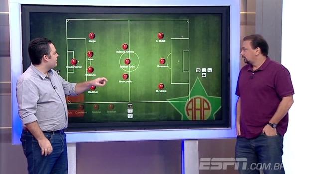 Onde Mancuello entra no time do Flamengo? Dupla BB analisa