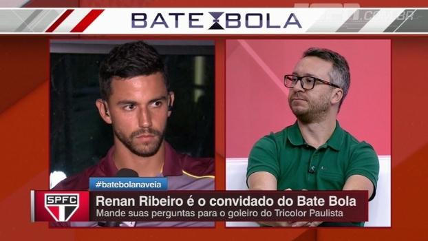 Renan Ribeiro pede atenção com erros defensivos e quer retribuir carinho da torcida