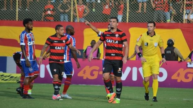 Brasileirão: Vitória e Bahia ficam no 0 a 0