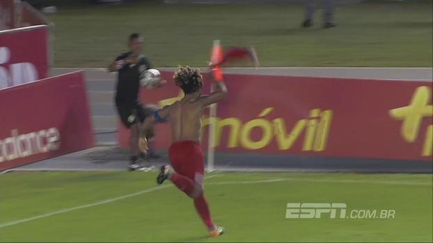 Veja os gols de Panamá 2 x 1 Costa Rica