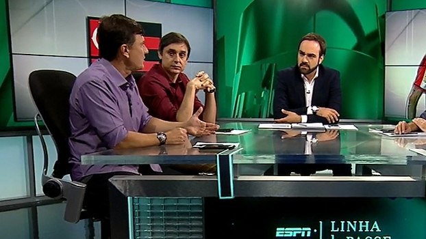 Flamengo com elenco e estádio no Rio oferece chances para Guerrero brilhar, diz Mauro