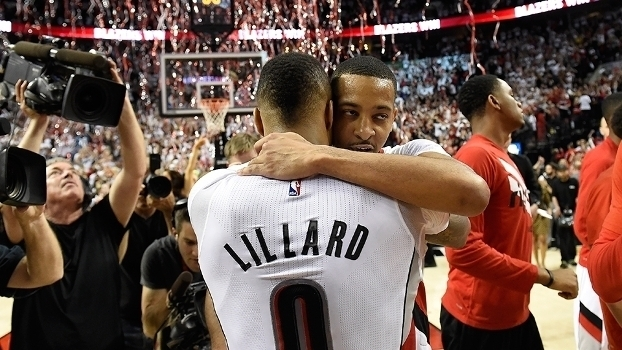 NBA: Lances de Portland Trail Blazers 106 x 103 Los Angeles Clippers