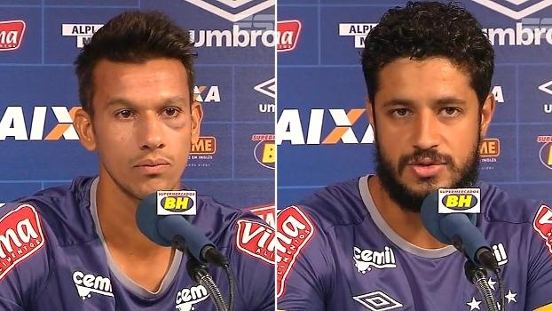 Henrique e Léo projetam partida pela Copa do Brasil e falam sobre a estreia de Thiago Neves