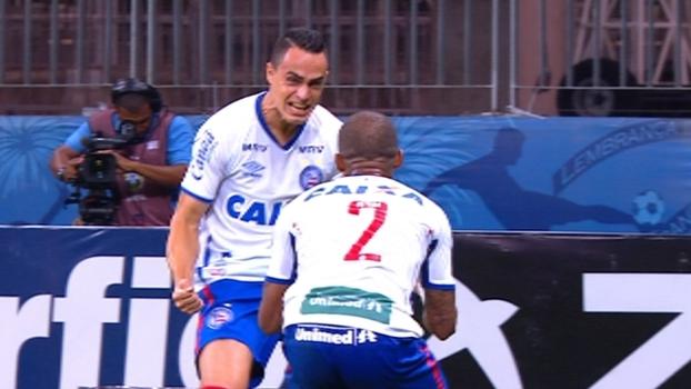 Série B: Gols de Bahia 2 x 0 Criciúma