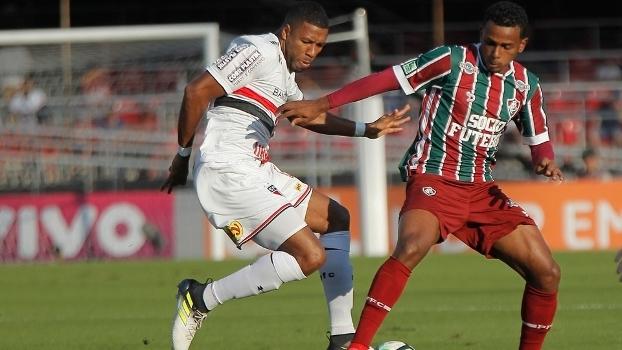Brasileiro: Gols de São Paulo 1 x 1 Fluminense