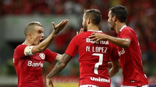Gaúcho: Gol de Internacional 1 x 0 São Paulo-RS